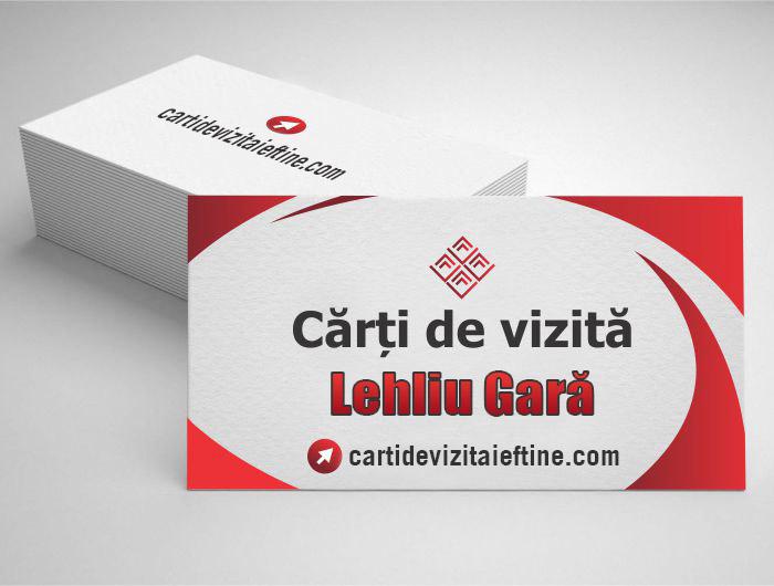 carti de vizita Lehliu Gară- CDVi