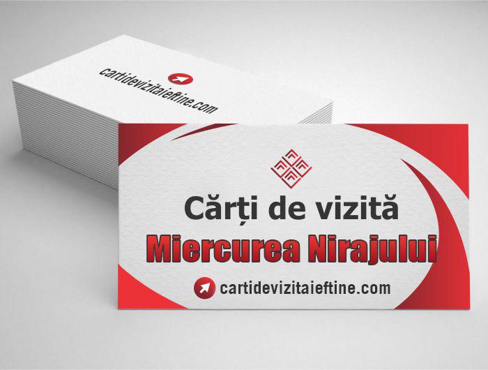 carti de vizita Miercurea Nirajului - CDVi