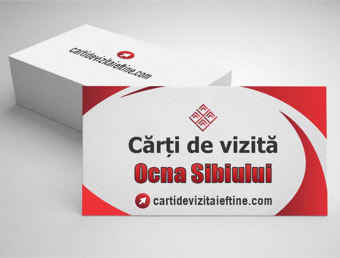 carti de vizita Ocna Sibiului - CDVi