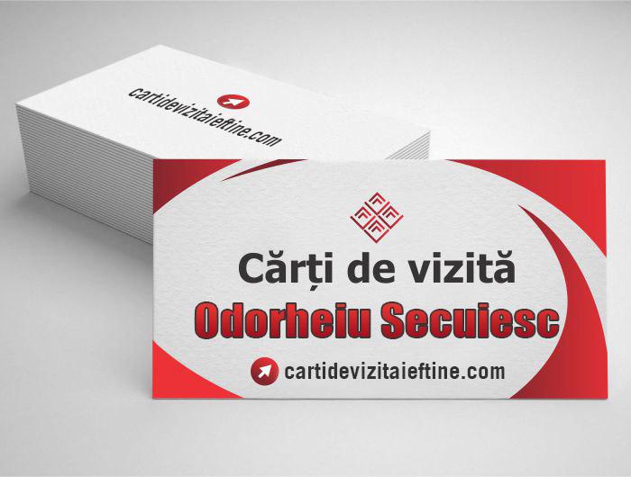 carti de vizita Odorheiu Secuiesc - CDVi