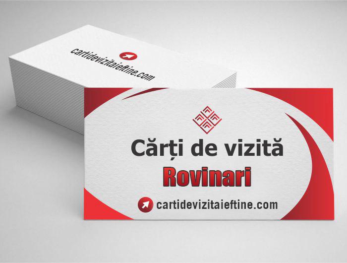 carti de vizita Rovinari - CDVi