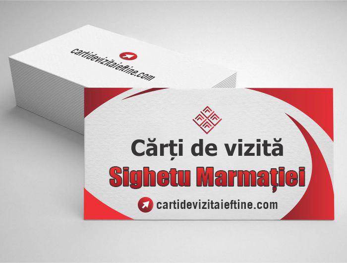 carti de vizita Sighetu Marmației - CDVi