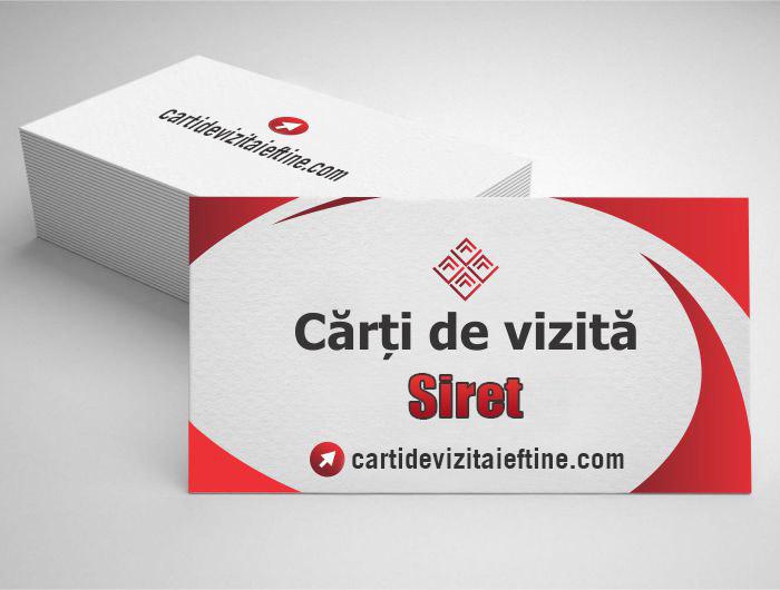 carti de vizita Siret - CDVi